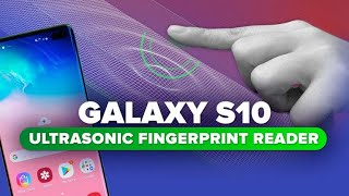 Yes, the Galaxy S10's ultrasonic fingerprint reader matters - CNETTV