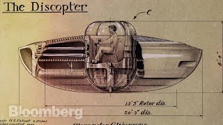 Silicon Valley's Forgotten Flying Saucer Man - BLOOMBERG