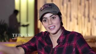 Actress Poorna Interview About Suvarna Sundari Movie   TFPC - TFPC
