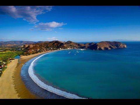 Nicaragua Pais Turistico Volcanico y Tropical
