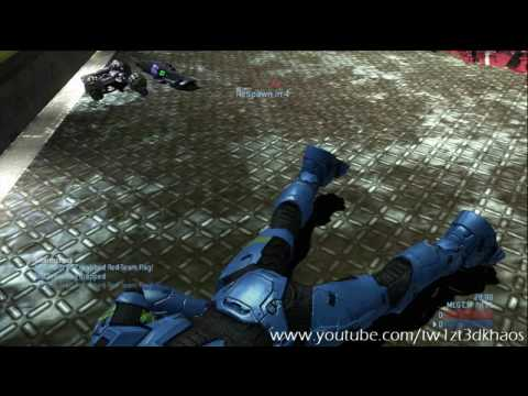 Team Classic vs Triggers Down - Pit CTF (AnnT POV) *Halo 3 Gameplay* HD - Part 1