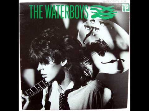 The Thrill is Gone The Healing Has Begun The Waterboys Glastonbury 1986