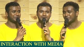 Big boss 3 Title Winner  RAHUL SIPLIGANJ Interaction With Media | TFPC - TFPC