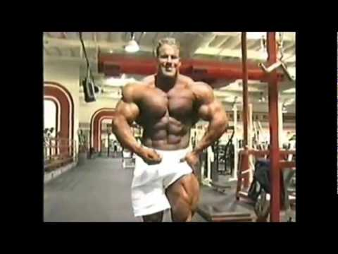 Jay Cutler - Bodybuilding - The Road to The Olympia 2011