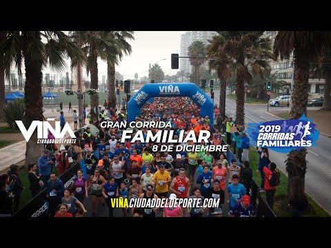 Gran Corrida Familiar 8 Diciembre 2019