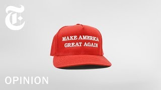 Trump Is Making America Great Again. Just Not the Way He Thinks.   NYT - Opinion - THENEWYORKTIMES