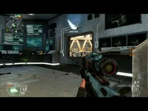 Black Ops 2 Best match so far! (Sniper)