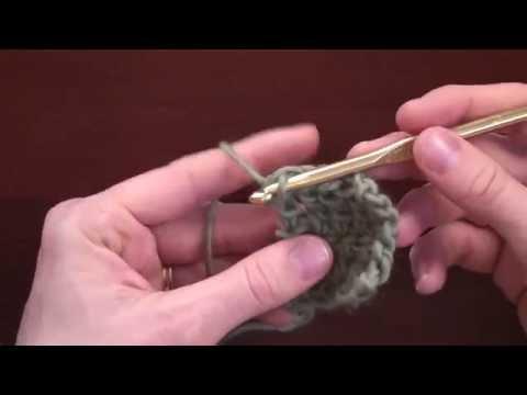 Crochet Basics: Treble Crochet