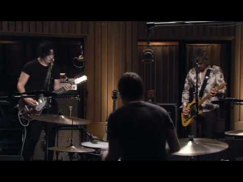 The Raconteurs -Rich Kid Blues and Kissy Kissy  (From The Basement)