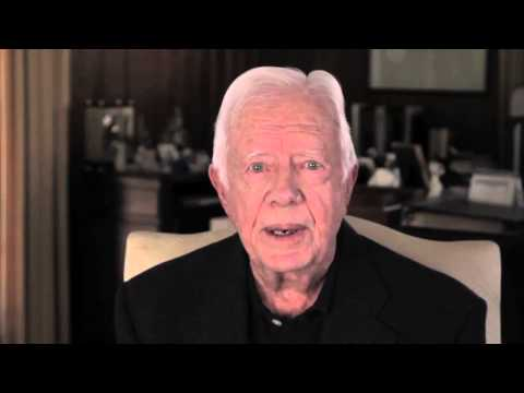 President Jimmy Carter on Bing Pulse and the State of the Union