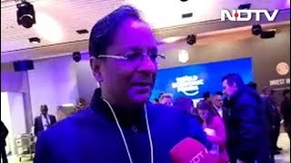 Expect the PM To Market India At Davos, Says Ajay Singh - NDTV