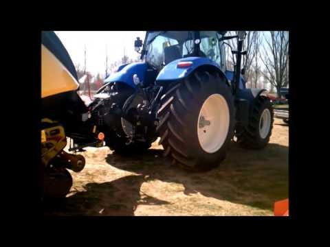 Feria de maquinaria agricola Melgar de fernamental 2014 nuevas venta