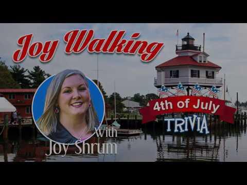 Joy Walking July 4