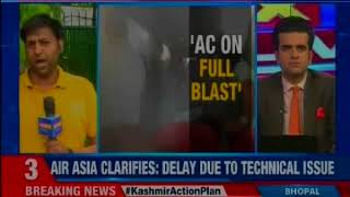 Criminal airline apathy: Passengers forced to deplane; flight grounded for 4 hours - NEWSXLIVE