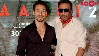 Jackie Shroff To Have A Special Cameo In Tiger Shroff's 'Student Of The Year 2'? - ZOOMDEKHO