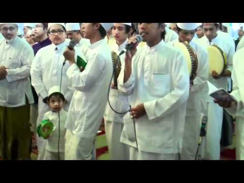 Mawlid Nabi - Mahallul Qiyam Haul Sayyidatuna Siti Khodijah Al Kubra rha