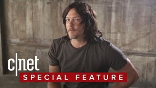 Norman Reedus talks about Daryl Dixon's emotional journey - CNETTV