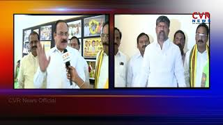 Telangana TDP Leader Peddireddy Face to Face over Telangana Elections Schedule | CVR News - CVRNEWSOFFICIAL