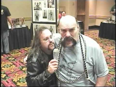 Ox Baker at Cauliflower Alley 2003