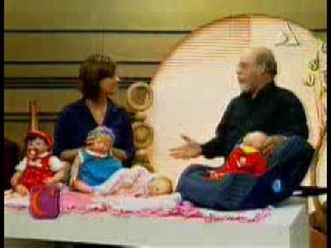 Pediatra fala sobre refluxo em  recém-nascidos