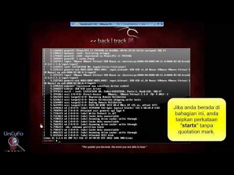 Cara-Cara Install backtrack 5 R3 Menggunakan VMware Player Dengan Betul
