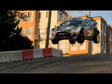 Ken Block Reveals Secrets Behind Gymkhana 5 -- ROAD TESTAMENT