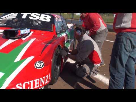 El equipo con el Torino de Manu
