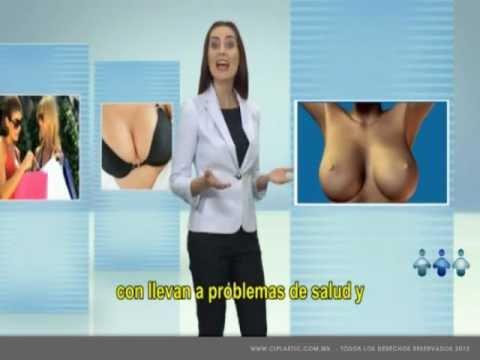 CIPLASTIC - Mamoplastia o Reducción de mamas