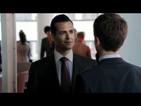 Suits: Harvey x Mike - Mr. Hand