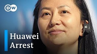 Huawei accused of using shell companies for Iran trade | DW News - DEUTSCHEWELLEENGLISH
