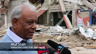 Kenya's Wave of Demolitions Under Fire - VOAVIDEO