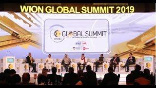WION global summit in Dubai; Sheikh Nahyan was the chief guest - ZEENEWS