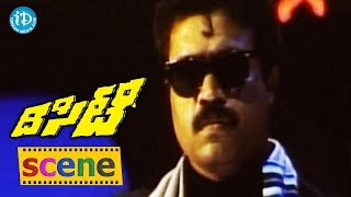 The City Movie Scenes - Suresh Gopi Refuses To Meet Shiva || Urvashi || Jayashree - IDREAMMOVIES