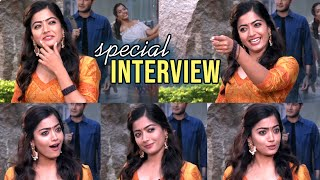 Actress Rashmika Mandanna Interview | Sarileru Neekevvaru Movie Interview | Rashmika Mandanna Cute - TFPC