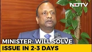 Cash Crunch Situation To Be Resolved Soon: SBI Chief Rajnish Kumar - NDTV
