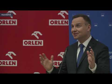 Pełne wystąpienie prezydenta Andrzeja Dudy w Rzeszowie na spotkaniu z młodymi liderami.
