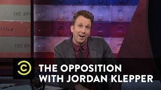 The Opposition w/ Jordan Klepper - The War on Donald Trump - The President's Frenemies - COMEDYCENTRAL