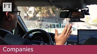 Paris allows driverless car on its tricky streets - FINANCIALTIMESVIDEOS