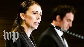 New Zealand bans military-style firearms following mass shooting - WASHINGTONPOST