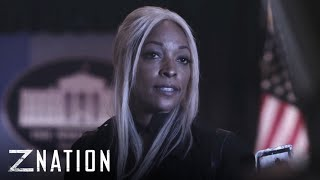 Z NATION | Top 7 Roberta Moments | SYFY - SYFY