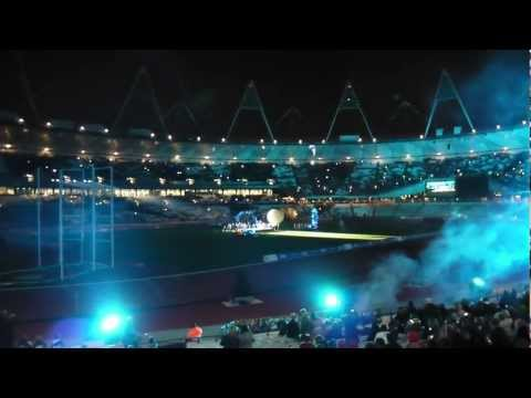 LONDON 2012 Opening Ceremony of the Olympic Stadium (05/05/2012)