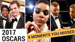 OSCARS 2017: Top 8 Moments You May Have Missed! - HOLLYWIRETV