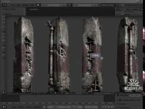 Video tutorial - Old Pillar