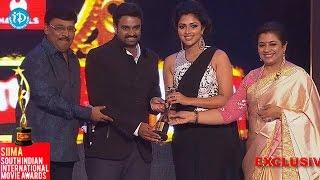SIIMA 2014 || Best Couple of the Year || Mr Mrs Vijay Amala Paul - IDREAMMOVIES