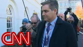 CNN asks for emergency hearing after WH warns it may revoke Acosta's press pass again - CNN