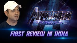 Avengers Endgame Review: A JOSH filled Spectacle! - HUNGAMA
