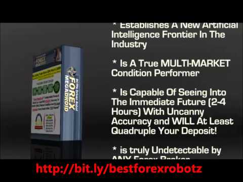 Automated Forex Robot Tutorial and Forex