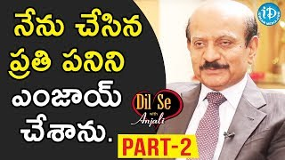 Founder & Executive Chairman At Cyient B.V.R. Mohan Reddy Interview - Part #2 | Dil Se With Anjali - IDREAMMOVIES