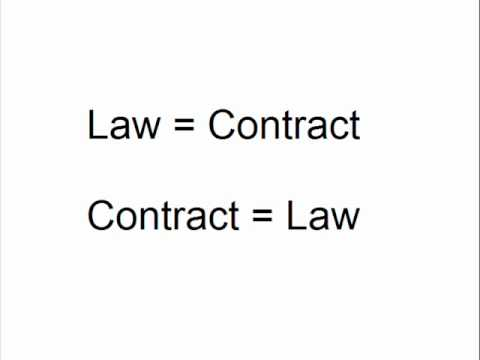 Sovereign Freeman Gordon Hall Pt 1 on Contracts, Law, Court, Judgements