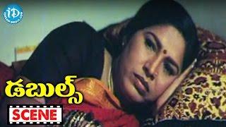 Doubles Movie Scenes - Kovai Sarala And Manivannan Comedy    Prabhu Deva    Vivek - IDREAMMOVIES